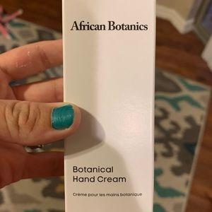 BRAND NEW! African Botanics Botanical Hand Cream!